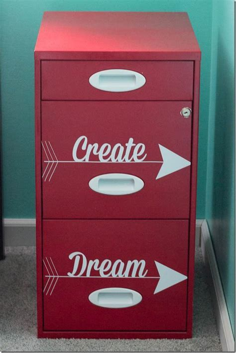 17 Best ideas about File Cabinet Makeovers on Pinterest