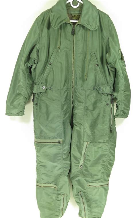 1p Address Lookup Vintage 60s Cwu 1p Flight Suit Mens Xl Usaf Coveralls Ownbey The