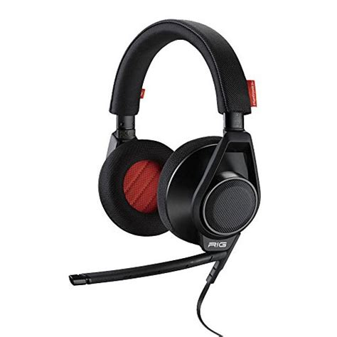 Headset Rig new plantronics rig flex stereo headset with microphone for pc mac 201940 05 ebay
