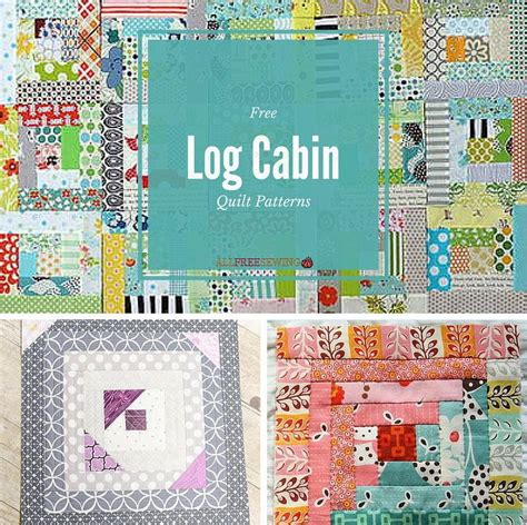 log cabin quilt patterns 37 free log cabin quilt patterns favequilts
