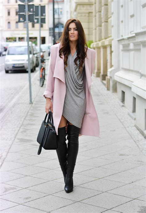 style ideas 15 style ideas how to wear over the knee boots for early