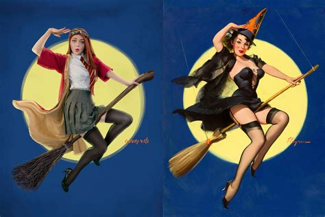 best pin up this harry potter pin up is the best thing you