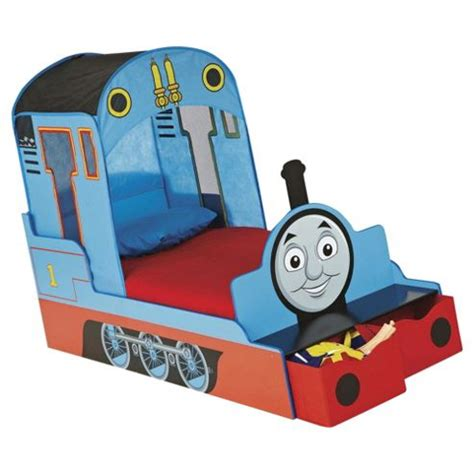 thomas the tank engine toddler bed buy thomas the tank engine toddler bed from our thomas friends range tesco