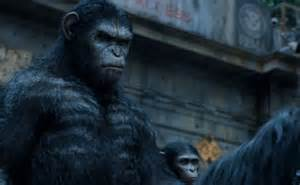 Awn Of The Planet Of The Apes by Ominous New Tv Spot For Of The Planet Of The Apes