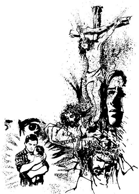 imagenes en blanco y negro de jesucristo libreria de imagenes cristianas