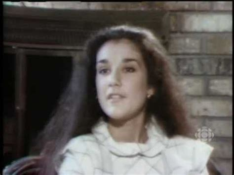 biography celine dion in english celine dion s first english interview 1983 cbc archives