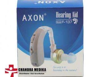 Hearing Aid Bion F 137 Bte Alat Bantu Dengar F137 The Ear Hea alat bantu pendengaran axon f 137 harga alat bantu dengar