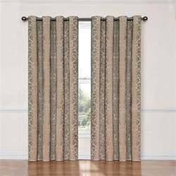 Curtains 64 Length Eclipse Blackout Nadya Blackout Linen Polyester Curtain Panel 63 In Length Price Varies By