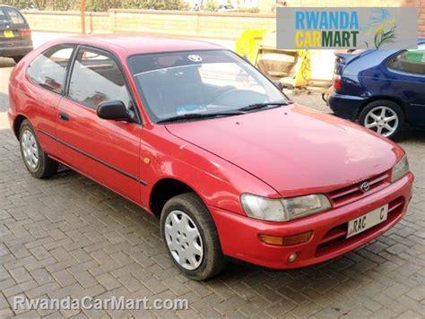 Toyota Corolla Hatchback 1994 Used Toyota Hatchback 1994 1994 Toyota Corolla 3 Doors
