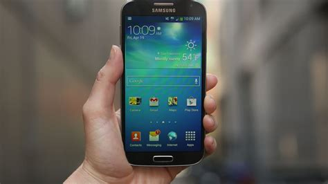 samsung s4 samsung galaxy s4 review the everything phone for almost