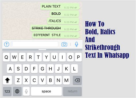 How To Find To Text How To Bold Italics And Strikethrough Text In Whatsapp