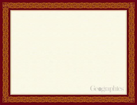 burgundy gold foil certificates designer papers