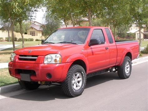 red nissan frontier lifted 2004 nissan frontier lifted image 248