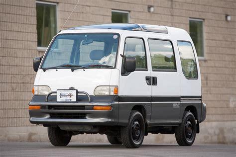 subaru microvan 1996 subaru domingo sumo microvan right drive