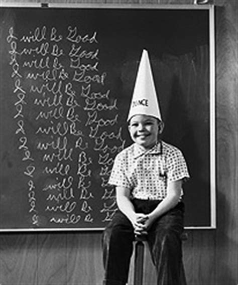How To Make A Dunce Hat Out Of Paper - literature 187 nine kinds of pie