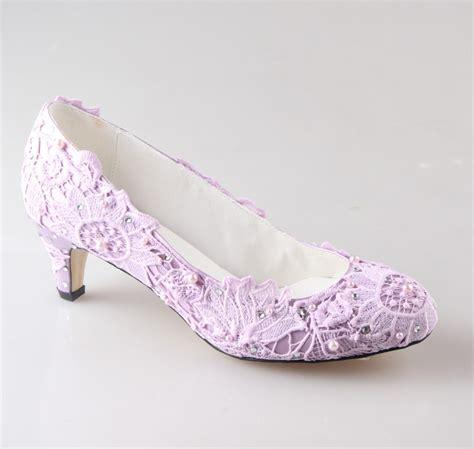 light purple wedding shoes handmade light purple lavender lace wedding