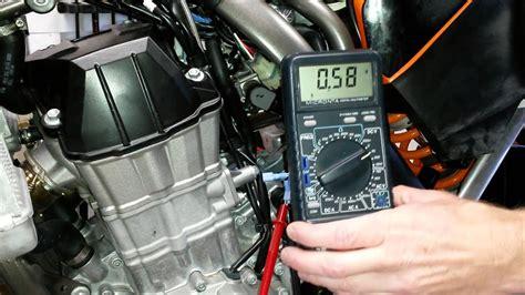 ktm throttle position sensor tps adjustment  easy