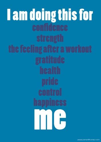 doing me quotes i m doing this for confidence strength the feeling
