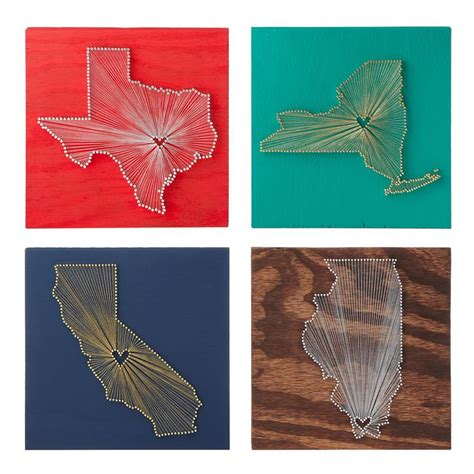themes of the story a piece of string top 25 ideas about string art states on pinterest diy
