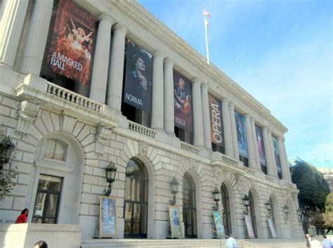 war memorial opera house 샌프란시스코 캘리포니아 san francisco opera 근처 관광명소 best 10