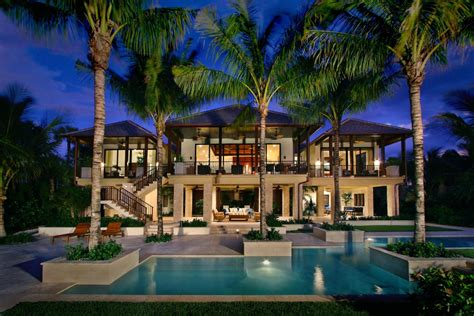Balinese Coastal Mansion Resurrection In Florida By K2 | balinese coastal mansion resurrection in florida by k2