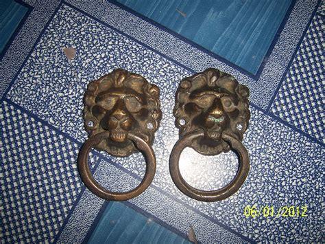 Tarikan Laci Lemari 1 warung jadul dan antik tarikan laci lemari kuno sold