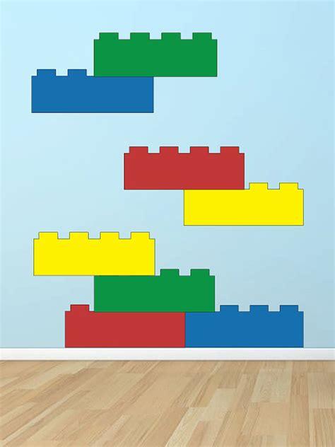 printable lego wall art lego blocks vinyl wall decal art by grabersgraphics on etsy