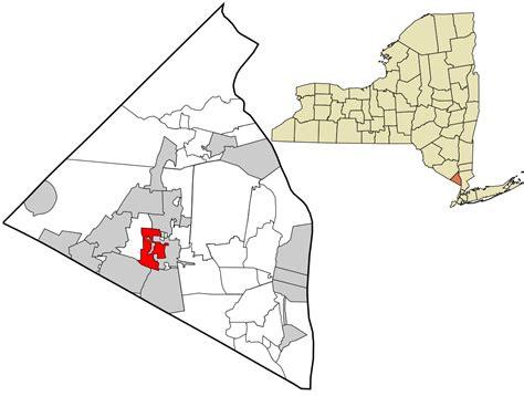 rockland county map ny monsey new york