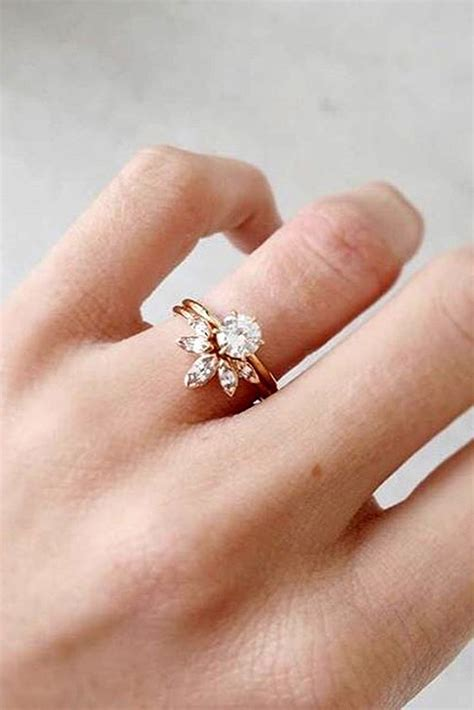 Simple Engagement Ring Cincin Tunangan 24 24 engagement ring shapes and cuts total jewelry photo