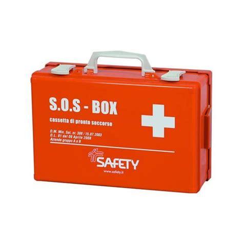 cassetta pronto soccorso aziendale contenuto cassetta pronto soccorso aziendale safety