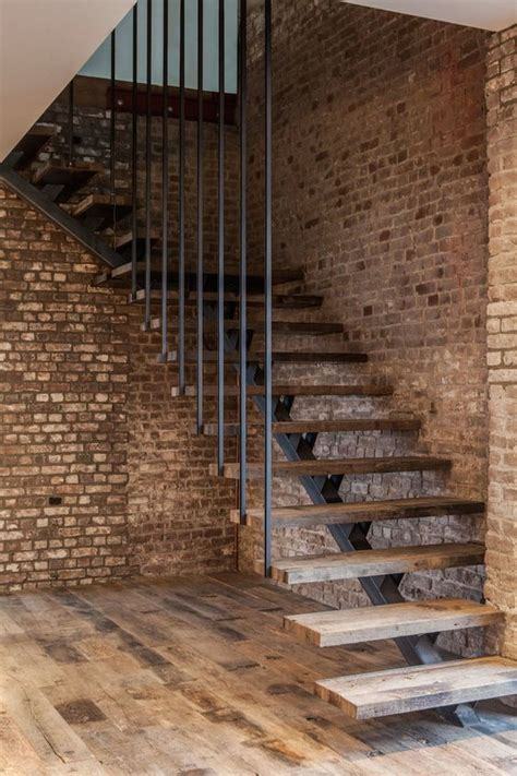 Step Interior by Awesome Industrial Staircase Designs You Are Going To Like