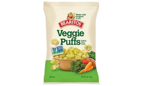 bearitos veggie puffs snacks  foods market
