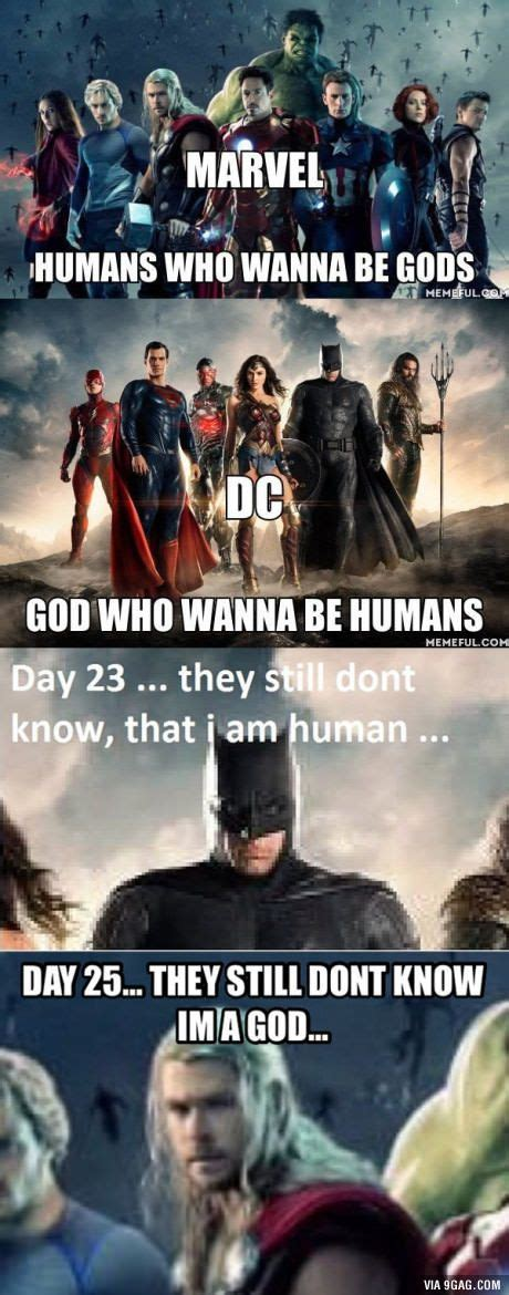 Dc Comics Memes - 25 best ideas about marvel dc on pinterest marvel dc