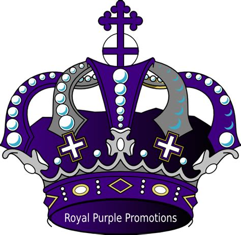 clipart royalty free royal purple promo clip at clker vector clip