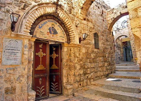 Tiny House Community by Exploring Jerusalem S Armenian Quarter A Visitor S Guide