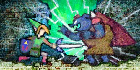 the legend of zelda a link between worlds review gamespot