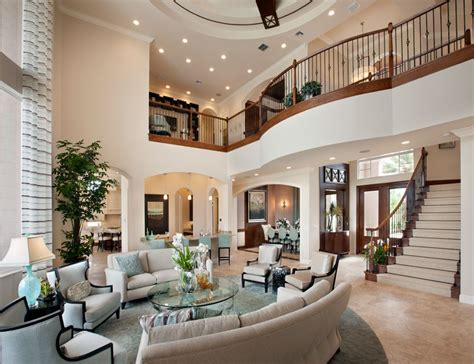 Lago Living Room by Toll Brothers Villa Lago Living Room Gorgeous