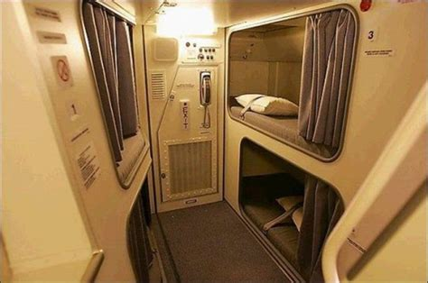 airplanes with beds awesome airplane with cozy beds 16 pics izismile com