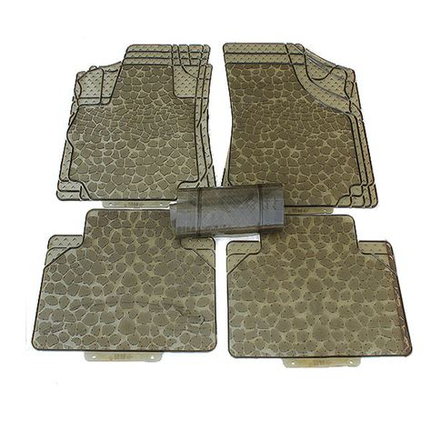 Clear Plastic Car Floor Mats by Buy Wholesale Classic Clear Pvc Plastic Universal Waterproof Auto Foot Carpet Car Floor Mats