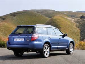 2009 Subaru Outback 2009 Subaru Outback Review Prices Specs