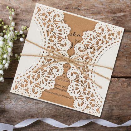 Hochzeitsdekoration Preise by Einladungskarten Hochzeit Hochzeitseinladungen Kaufen