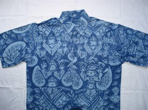 Batik Tulis Pewarnaan Alam Batik Traditional Indonesia batik tulis canting 100 proses pewarnaan alam indigo