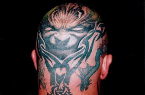slayer tattoo cool kerry king tattoos