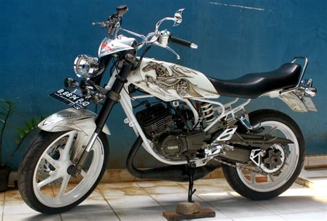 modifikasi rx king gambar motor rx king modif drag airbrush jdm modifikasi