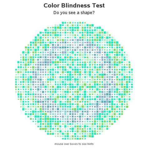 green color blind test color blindness test