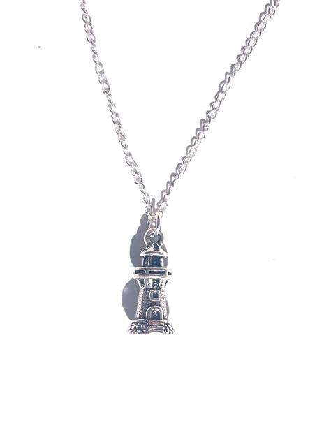 lighthouse necklace this material culture