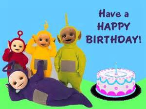 custard pie postcards teletubbies all occasions