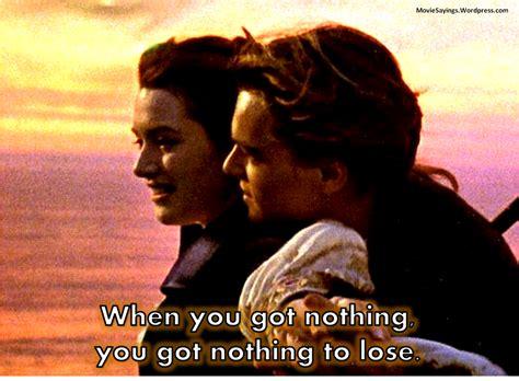 titanic film love quotes leonardo dicaprio quotes movie sayings