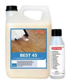 Synteko flooring waterbase Best