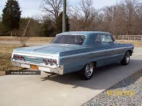 1964 chevrolet impala ss 5 4l